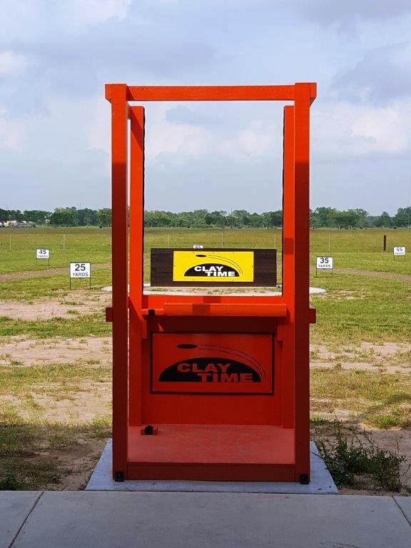 Dare Devil Orange shooting stand